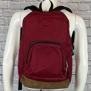 Vintage 1990s Nike Center Swoosh Backpack